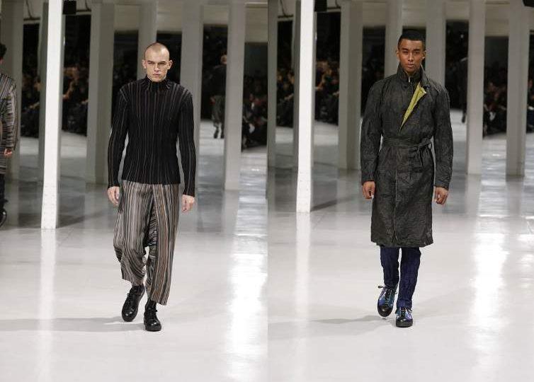 Popolare Moda uomo: stile giapponese, ecco gli abiti da non perdersi  VA17