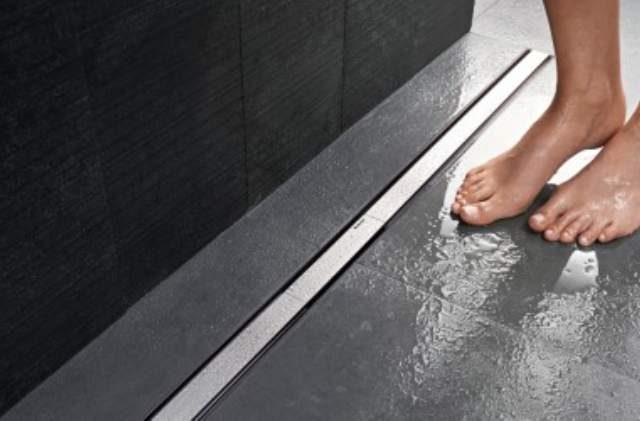 scarico doccia